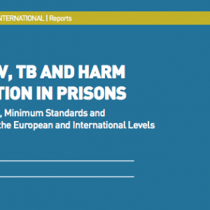 HIV, HCV, TB and harm reduction in prisons