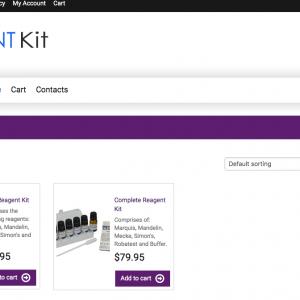 Reagent Kit Worldwide